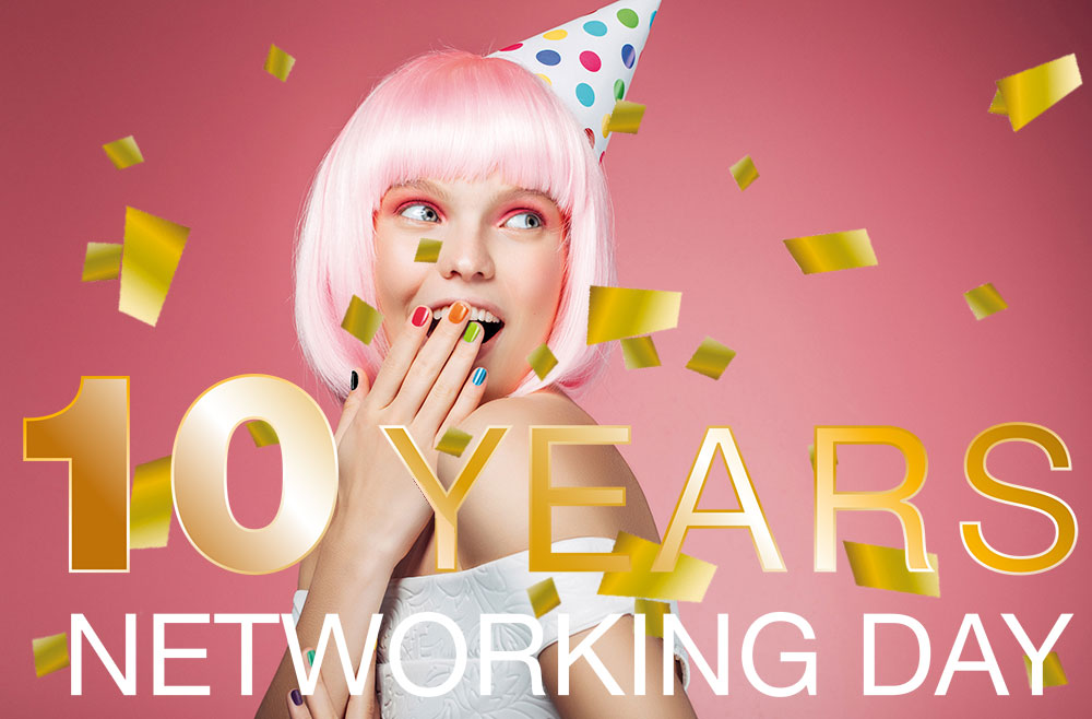BAPP 10 YEARS NETWORKING DAY